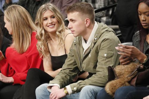 Eugenie Bouchard reunites with Super Bowl bet date 10 months later