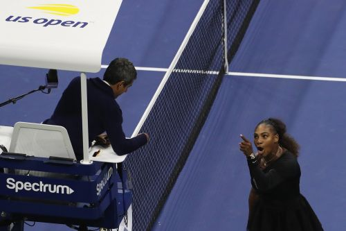 Wimbledon chief says Serena Williams' US Open meltdown was 'not a good look' - and he doubts it would happen at the All England Club