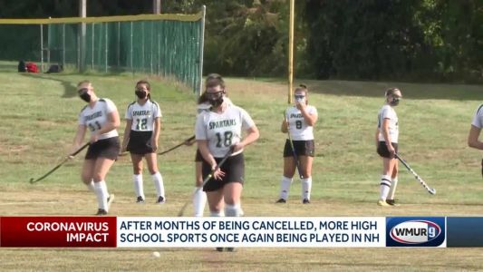 More NH high school sports resume amid pandemic