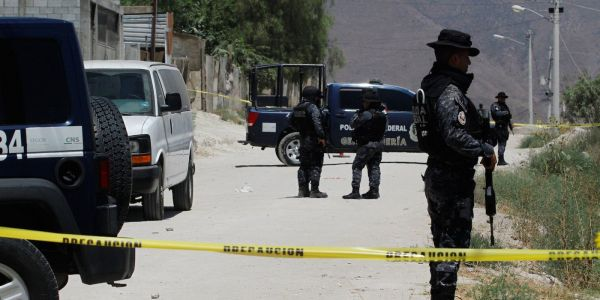 Violence in Mexico is still setting records - and the embattled president just reached a grisly milestone