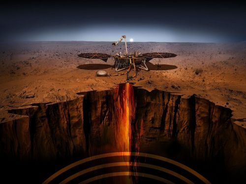 NASA's Mars lander is just days from reaching the red planet - here's how to watch the InSight landing live