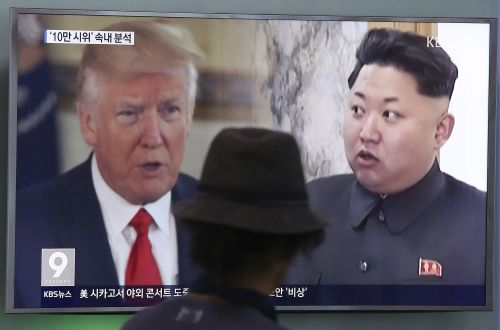 Trump on North Korea: 'We're prepared for anything'