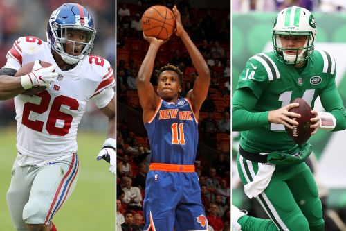 Youth movement is taking over New York sports - and it's great