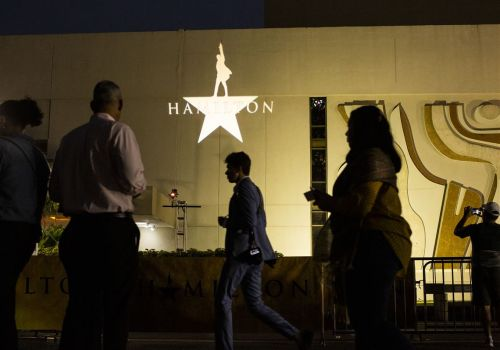 'Hamilton' Puerto Rico actors talk about a musical with a mission, and the job of impressing Lin-Manuel Miranda