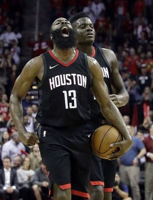 Rockets beat Pelicans 130-123 for 10th straight win