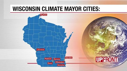 Cities, states fight climate change