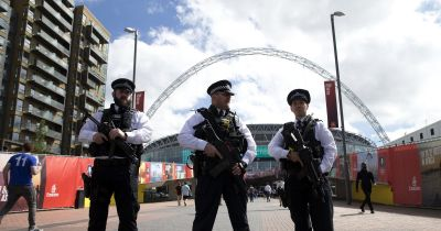 Armed police guarding FA Cup final after Manchester bomb