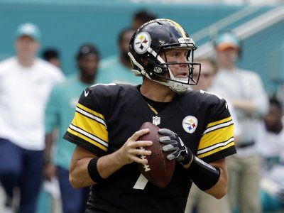 Without Ben Roethlisberger, Steelers face daunting task against Patriots
