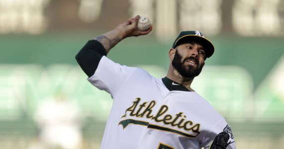 Fiers solid, O's defense falters in Athletics' 3-2 victory
