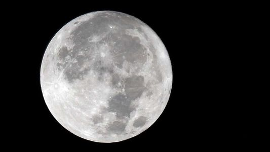Supermoon to make another appearance Wednesday