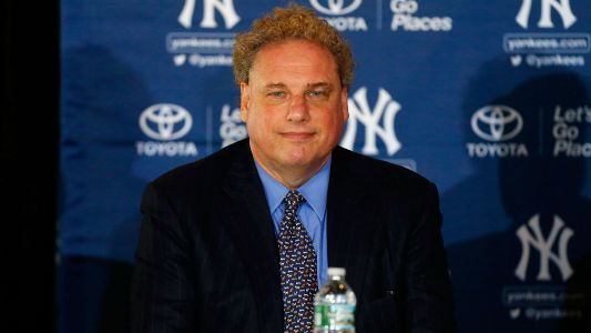 Yankees president Randy Levine a candidate for White House chief of staff, report says