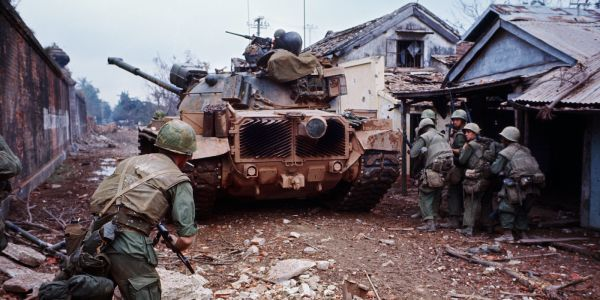 53 years ago, a vicious, unexpected attack showed Americans what kind of war they were really fighting in Vietnam