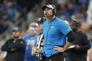Campbell tries to calmly assess his 0-6 Detroit Lions