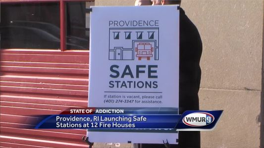 Rhode Island city launches its own Safe Station program