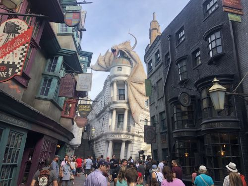 Every 'Harry Potter' ride at Universal Orlando, ranked from worst to best