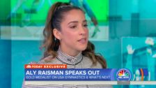 Aly Raisman: 'We Can't Trust USA Gymnastics' As It Struggles Amid Nassar Scandal