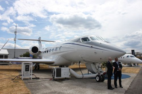 Check out Gulfstream's next generation $58 million G600 private jet