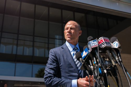 Judge orders law firm linked to Stormy Daniels' lawyer to pay $10M