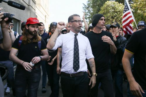 There's poison behind the rhetoric of the far-right Proud Boys