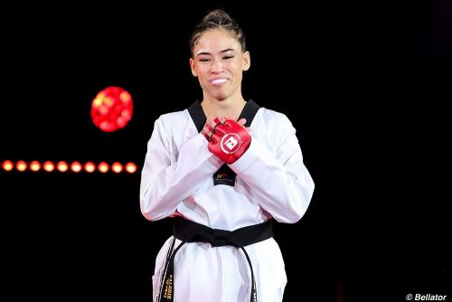 Why worry about being normal? Bellator's Valerie Loureda knows she was 'born special'