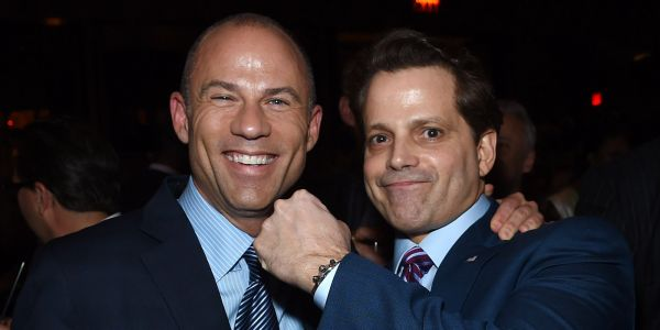 Buzz is beginning on a debate-style show featuring Anthony Scaramucci and Michael Avenatti