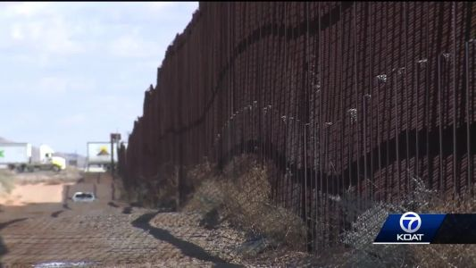 In Republican stronghold Otero County, two men split on border security