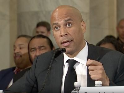 Cory Booker thrashes Trump attorney general nominee Jeff Sessions in historic testimony