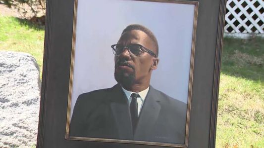 Malcolm X's boyhood home in Boston gets historic designation