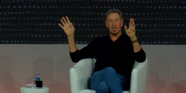 Larry Ellison is giving Oracle's board five internal candidates for the next CEO, should Mark Hurd be unable to return
