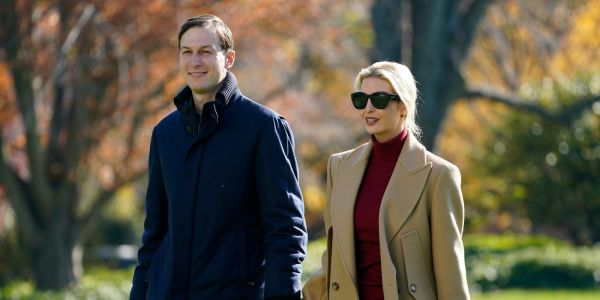 Jared and Ivanka's Secret Service detail reportedly had to use Obama's bathroom because the couple wouldn't let the officers use theirs