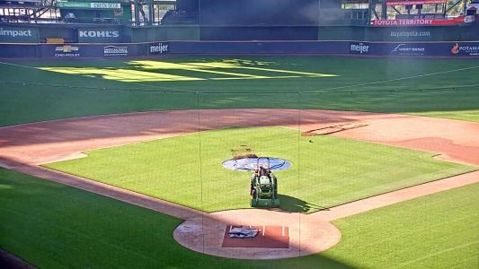 Man accused of breaking into Milwaukee Brewers stadium, wanted to 'write his name in cursive with the tractor'