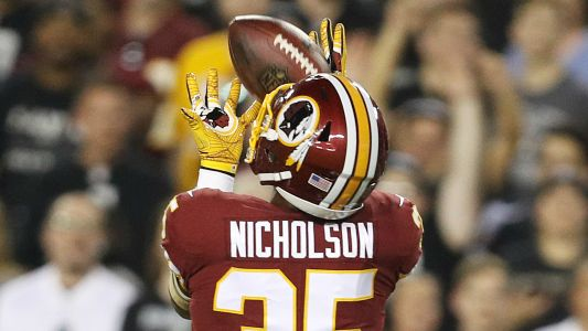 Redskins S Montae Nicholson arrested on assault charges