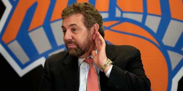 Knicks owner James Dolan reportedly used to annoy players by playing his guitar on team flights