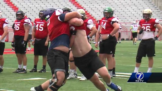 Big Red Zone: NU hosts back-to-back football camps
