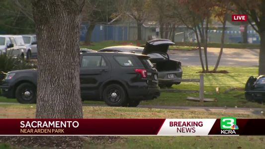 Police Searching For Suspect In Arden Park After High Speed Chase
