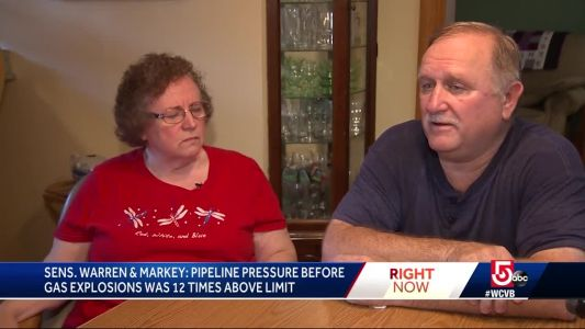 Families finding ways to make-do without gas after explosions