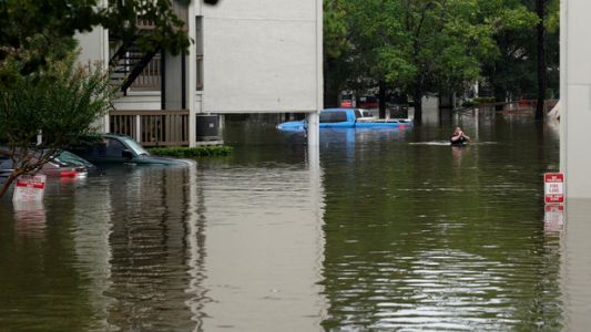 Houston Suburb Conditions Hurricane Relief Money On Residents' Vow Not To Boycott Israel