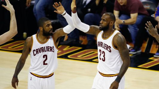 LeBron James goes into detail about relationship with Kyrie Irving