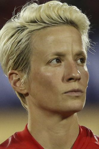 Megan Rapinoe sees disparity in women's and men's soccer as World Cup approaches
