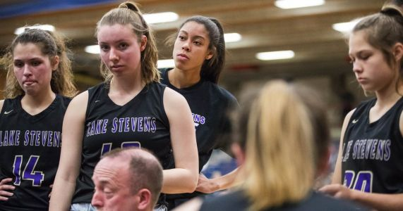 Photos: Lake Stevens vs Eastlake regional girls' basketball
