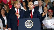 Florida Gov. Rick Scott Formally Ousts Democrat Bill Nelson After Recounts