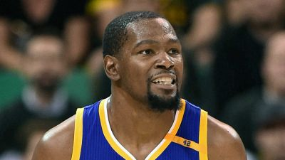 NBA Playoffs 2017: No slowing Kevin Durant for Western Conference