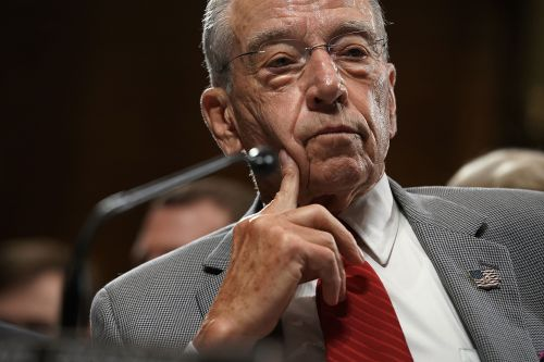 Grassley gives Kavanaugh accuser more time to decide on terms for testifying