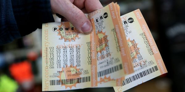 A New York man won a $343 million Powerball jackpot after playing the same numbers for 25 years - here's why that strategy won't actually increase your odds of winning