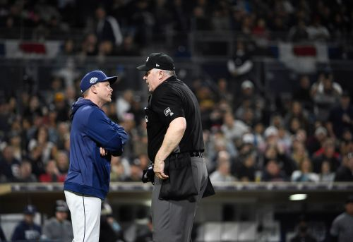 Robots could do a better job than umpires in MLB games