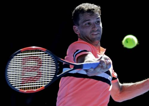The Latest: Dimitrov through to 4th round at Australian Open