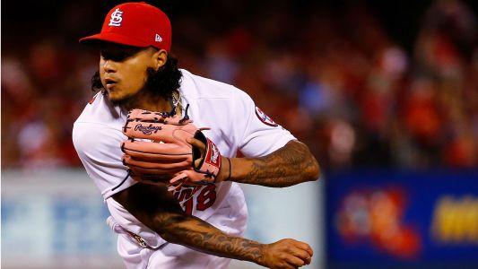 Carlos Martinez injury update: Cardinals shut down pitcher for at least 2 weeks because of shoulder issue