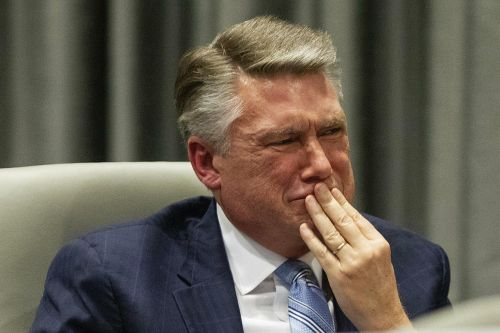 Mark Harris' son warned him about operative in North Carolina scandal