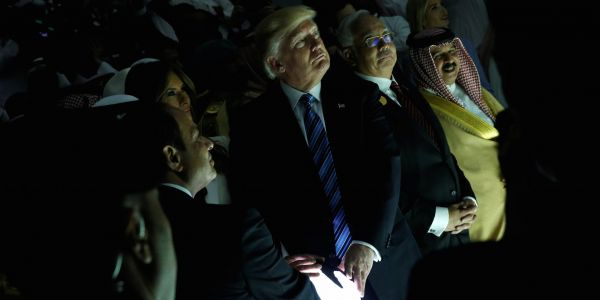 Trump's administration reportedly looked for ways to help Saudi Arabia build a nuclear weapon