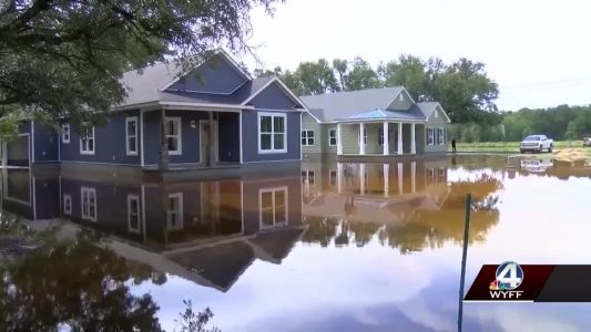Flood insurance on the rise after Florence